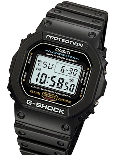 G Shock Dw 5600e casio g shock multi function chronograph alarm sport