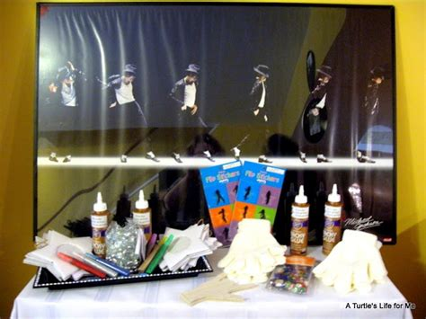 michael jackson themed birthday party 17 best images about mj theme party on pinterest 25th