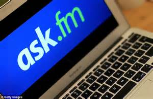 controversial website ask fm is a global forum for online university student 19 arrested for making vile sexual