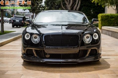 which country makes bentley cars 2012 bentley continental gt used car for sale in hong kong