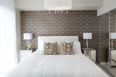 wallpaper on bedroom walls what you need to consider when wall papering a bedroom