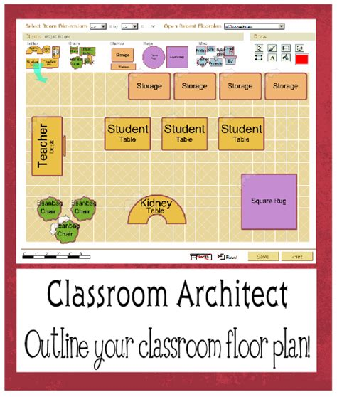 create a classroom floor plan kb konnected