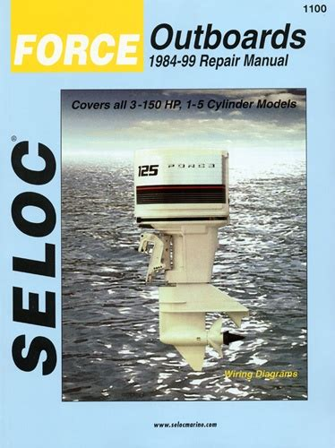 Force Outboard Manuals Service Shop And Repair Manual