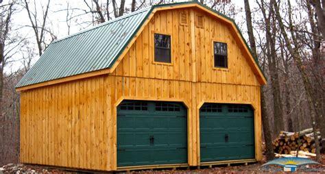 barn apartment kits 2 story prefab garage horizon structures