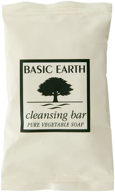 Earth Bar Green Detox Calories by Basic Earth Essentials Hotel Guest Amenities