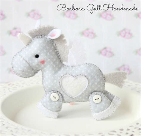 Handmade Felt Animals - barbara handmade felt animals felt