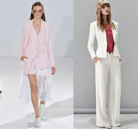 herbstmode  fuer damen  trendige designer blazer