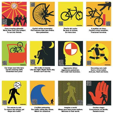 And Safety Educator nyc traffic safety education takes a poetic turn velojoy