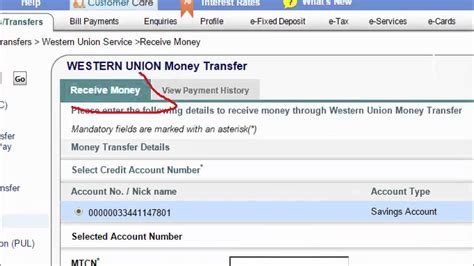 western union money from bank account how to receive or withdraw western union money to your
