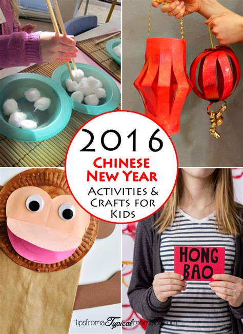 new year crafts for year of monkey new year activities and crafts for tips