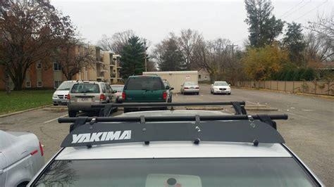 vwvortexcom yakima roof rack vw golf  doors