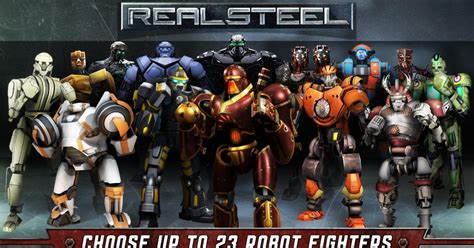 game offline mod apk no root real steel 1 4 9 mod apk data free purchase free full