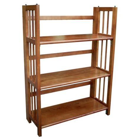 3 Tier Stackable Folding Bookcase Walmart Com Folding Stacking Bookshelves