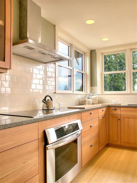 kitchen subway tiles beige subway tile kitchen traditional with backsplash