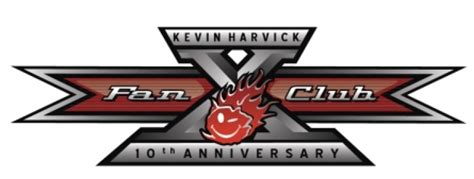 kevin harvick fan club kevin harvick fan club gathering and open house this