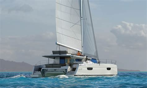boat show seattle 2019 fountaine pajot saona 47 new used sailboats and