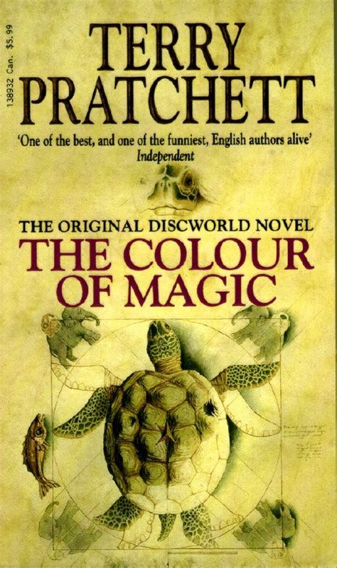 the color of magic book the annotated pratchett file v9 0 the colour of magic