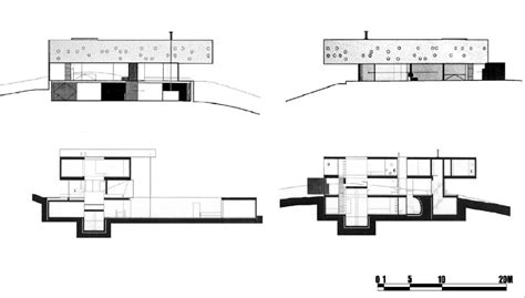 2 Floor Villa Plan Design by Evan Shen Arch1201 Week 4 Analysis Of Bordeaux House
