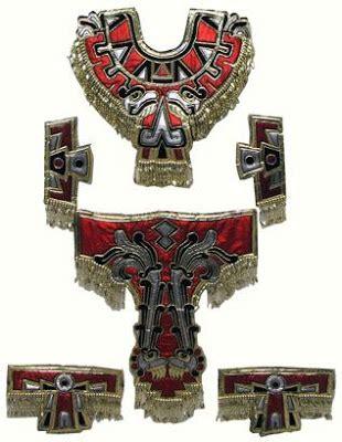 imagenes de trajes aztecas para hombres trajes aztecas concheros trajes prehispanicos danzas