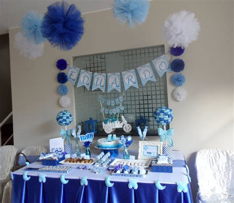 And Baby Shower by Decoracion Para Baby Shower Boy