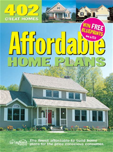 Home Plans Book by Affordable Home Plans At Familyhomeplans