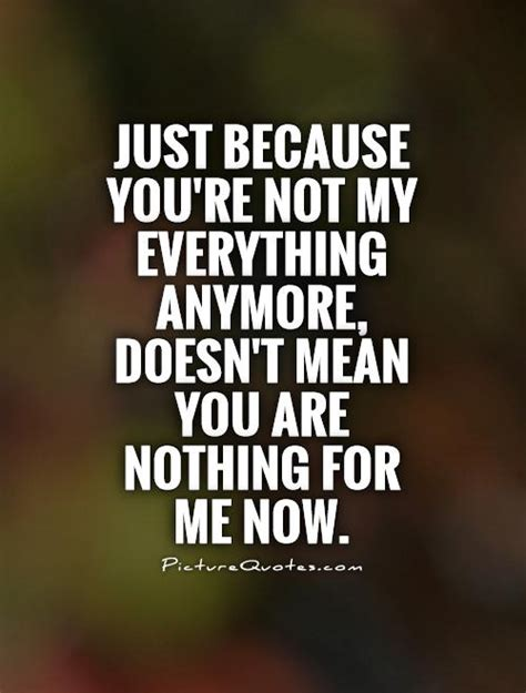 My Mba Did Nothing For Me by Just Because You Re Not My Everything Anymore Doesn T