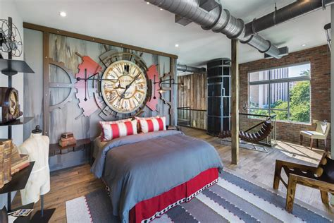 style bedrooms industrial style bedroom design the essential guide