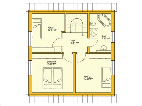 Grundriss Quadratisches Haus by Beispielhaus 25 0 Ytong Bausatzhaus