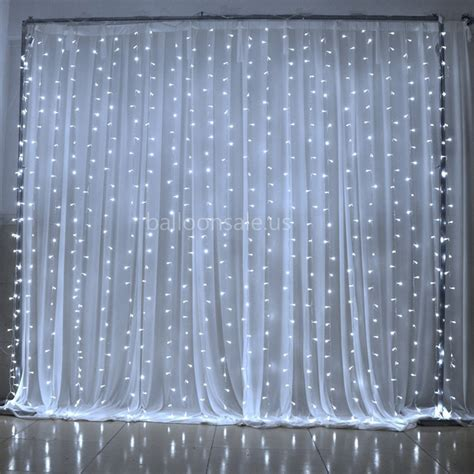 cheap fairy curtain lights fabric backdrops curtain