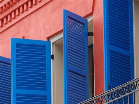 spray painting vinyl shutters how to paint metal shutters hgtv
