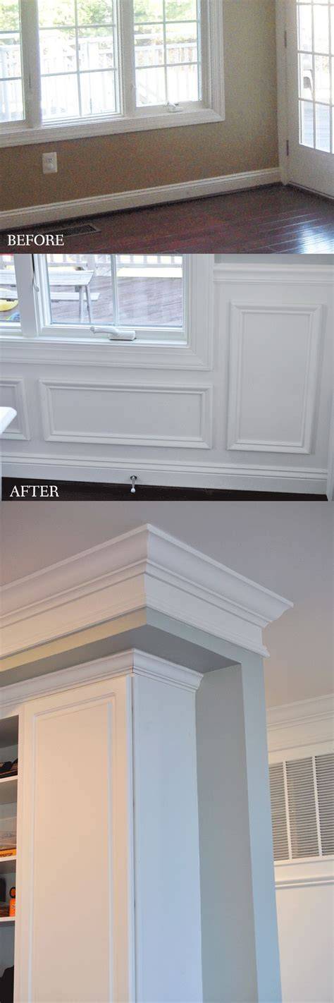 Wainscoting Moulding by The 25 Best Wainscoting Ideas Ideas On