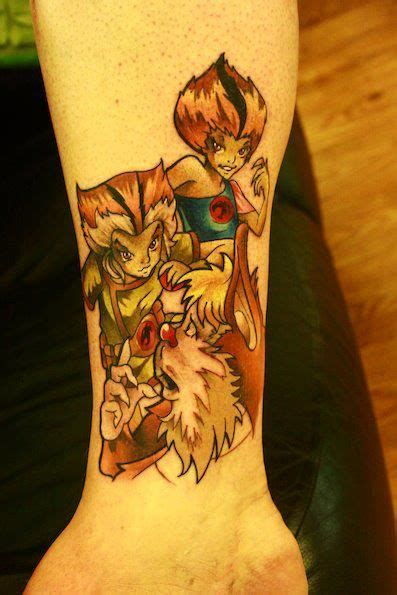 thundercats tattoo 84 best for me images on