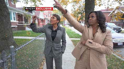 robin roberts michelle obama special michelle obama talks to robin roberts for abc special on
