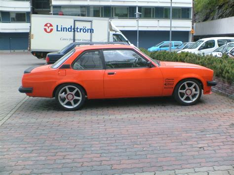 opel ascona technical details history photos on better