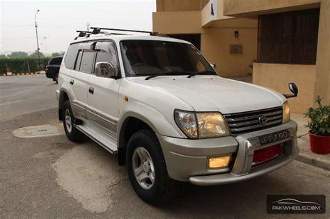 Toyota In Tx Toyota Prado Tx Limited 2 7 2000 For Sale In Karachi