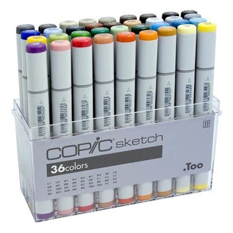 Copic Sketch Satuan Copic Marker Copic Sketch Marker Sets Jerry S Artarama