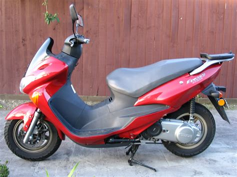 Suzuki Big Scooter Motorbikes In Tigit Motorbikes