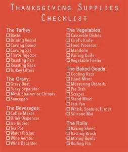 thanksgiving dinner check list your ultimate thanksgiving supplies checklist katom blog