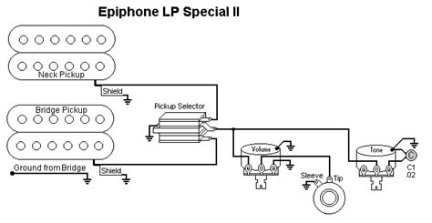 wiring diagram for epiphone les paul get free image