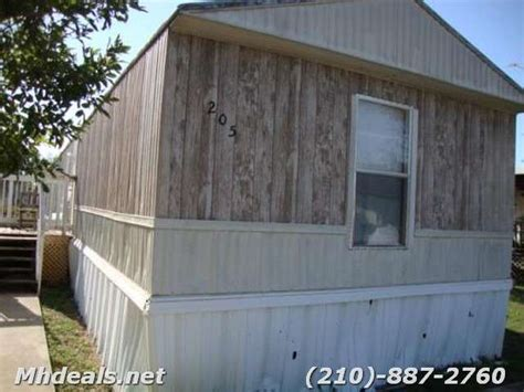 2001 schult value used single wide mobile home for