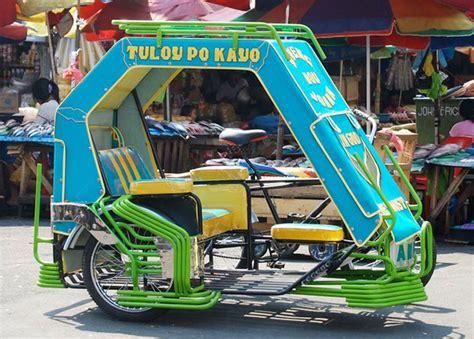 philippine pedicab philippine rickshaw autonetmagz