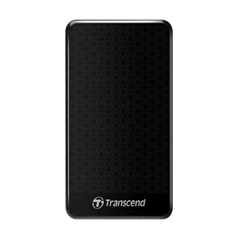 jual transcend storejet 25a3 harddisk external 1tb usb 3