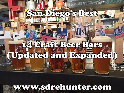 top bars in san diego san diego s best 14 craft beer bars in 2018 updated and