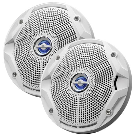 Speaker Split Jbl 6 jbl ms6520 6 1 2 coaxial marine speakers white ebay