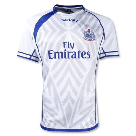 jersey design kooga official samoa 7s rugby jersey white seviin authentic