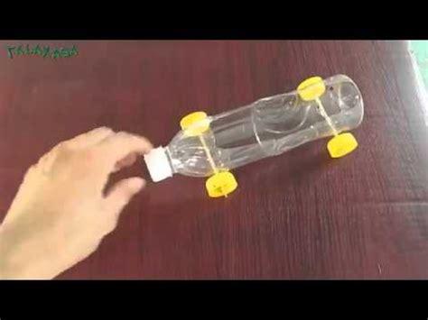 como hacer un auto con una botella plastica c 243 mo hacer un coche con botellas de pl 225 stico youtube