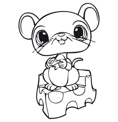 lps lizard coloring page disegni da colorare littlest pet shop 1 disegni da