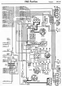 wiring diagrams of 1965 pontiac tempest part 2 circuit wiring diagrams