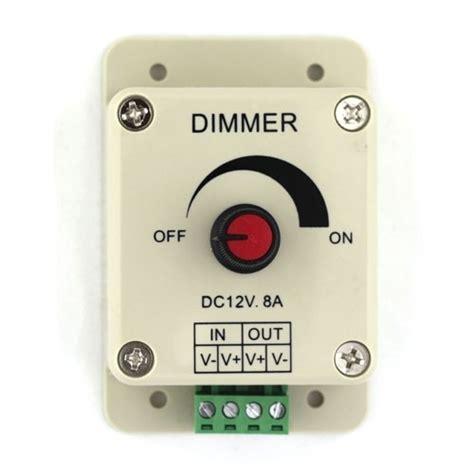 Dimmer 500 Watt Wide Panasonic led dimmer 12vdc 8 rotary dimmer