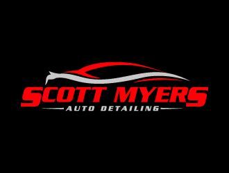 Auto Detailing Logo Ideas by Myers Auto Detailing Logo Design